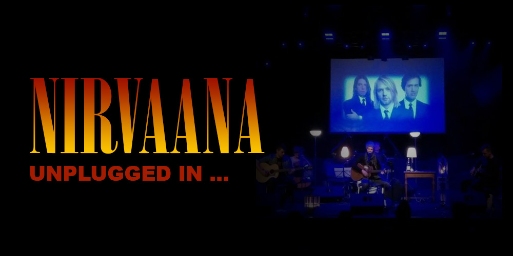 NIRVAANA UNPLUGGED